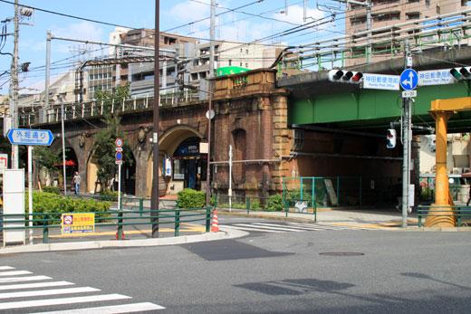 昌平橋駅跡