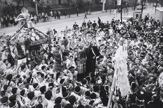 昭和40年代・神田祭
