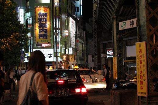神田駅・東口前
