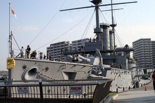 戦艦 三笠
