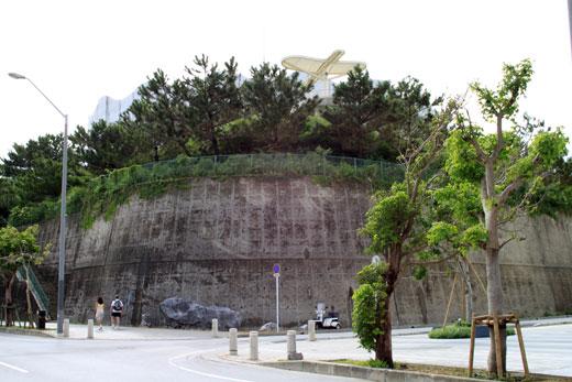 安里配水地(旧シュガーローフ)