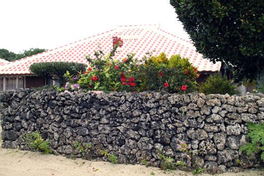 竹富島・家屋
