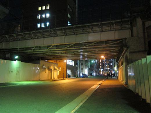秋葉原・JR高架