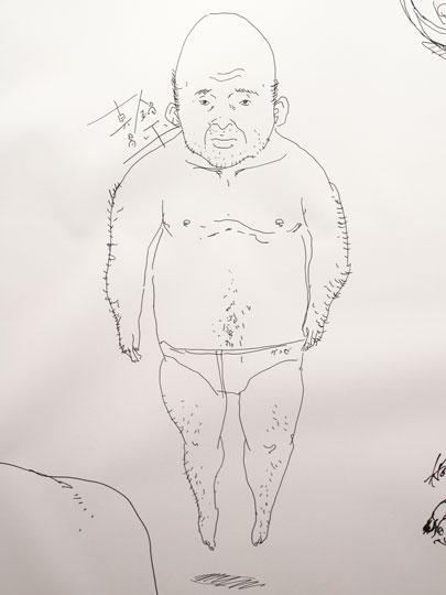 大友克洋GENGA展・漫画家さんサイン03
