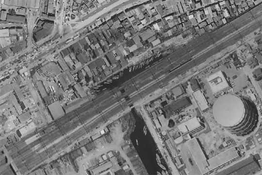 昭和38年の芝浜