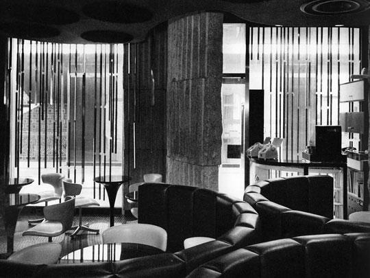 喫茶店「ストーン」昭和41年オープン時