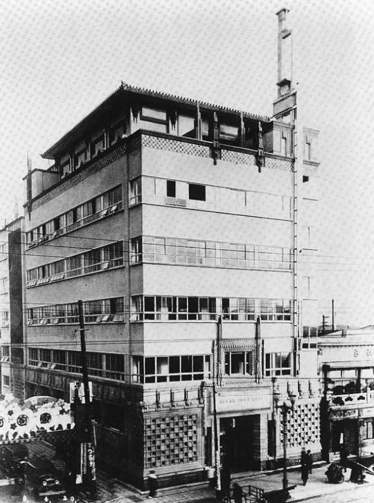 大日本麦酒ビル