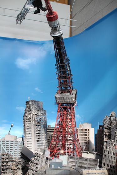 特撮博物館・東京タワー01