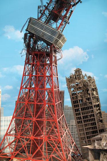 特撮博物館 東京タワー02
