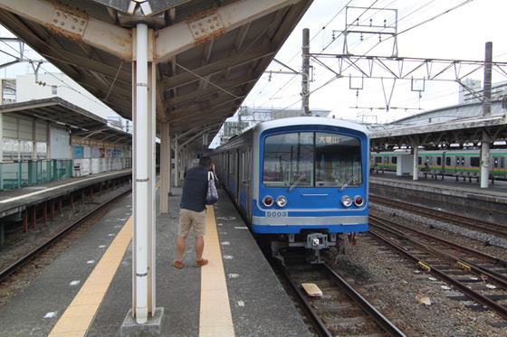 大雄山線・伊豆箱根鉄道5000系