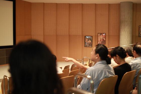 アサヒビール神奈川工場・視聴覚室