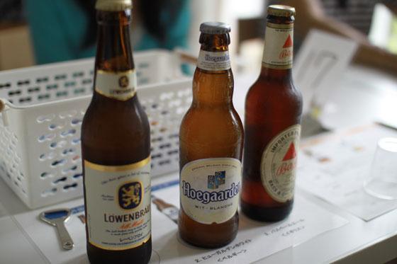 アサヒビール神奈川工場・外国ビール試飲そのニ