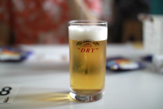 アサヒビール神奈川工場・スーパードライ飲み放題