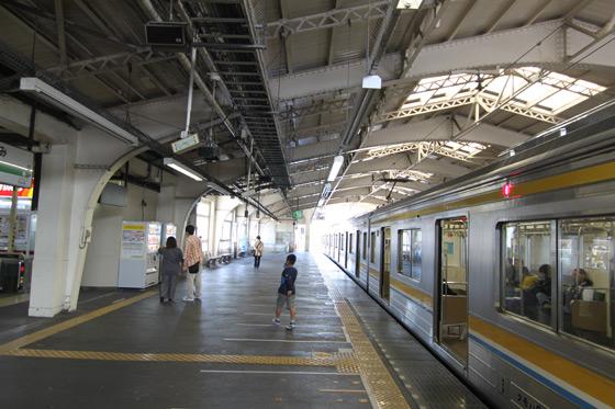 鶴見駅・鶴見線ホームそのニ