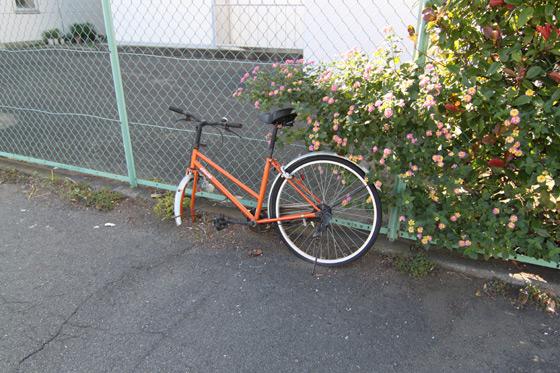 鶴見線沿線・放置自転車