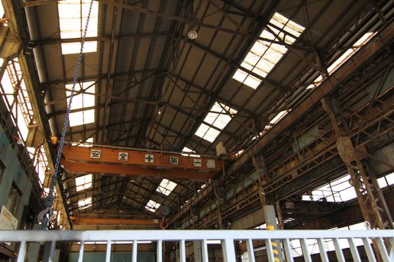 鶴見線沿線・工場