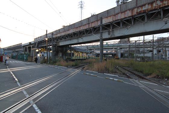 南武線・浜川崎駅
