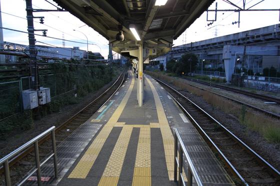 鶴見線・浜川崎駅その三