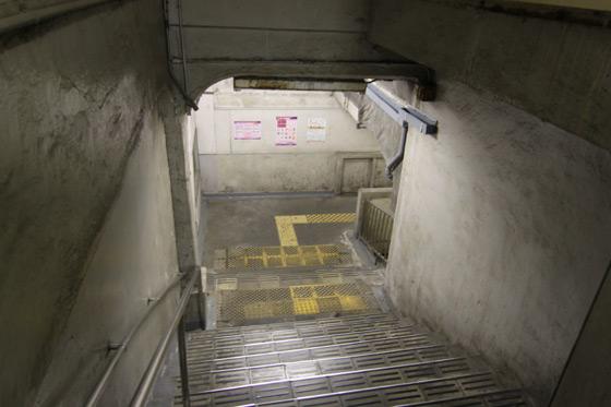 鶴見線・国道駅その一