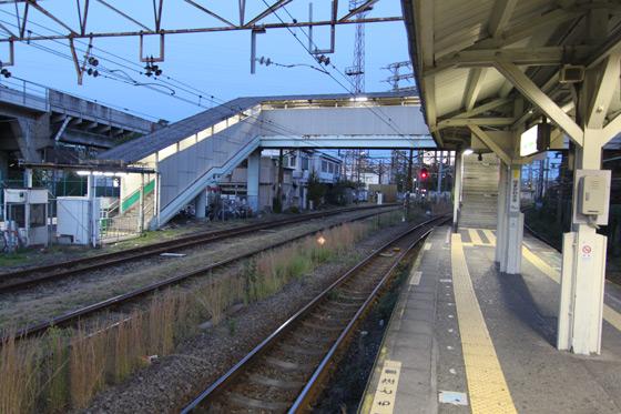 鶴見線・浜川崎駅その五