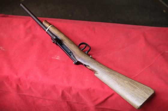 湯島天神・射的銃
