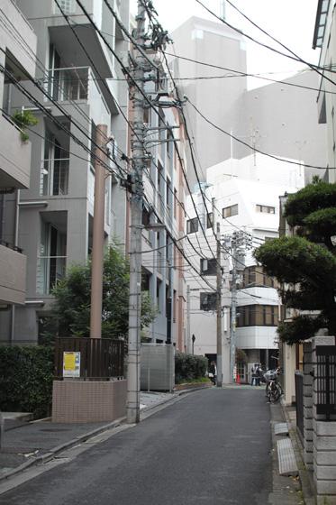 湯島天神・旧花街跡その一