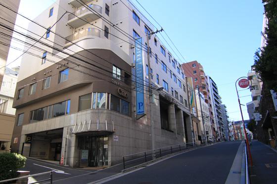 三組坂・ラブホテル