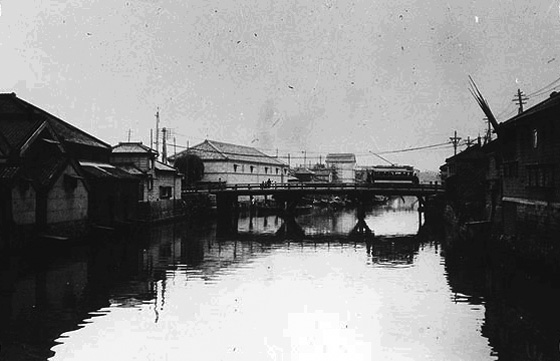 明治期の三原橋