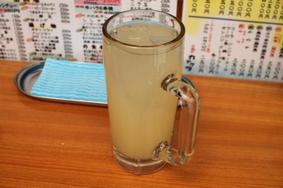 上野アメ横「立飲み カドクラ」 サワー