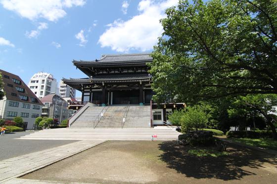 湯島霊雲寺
