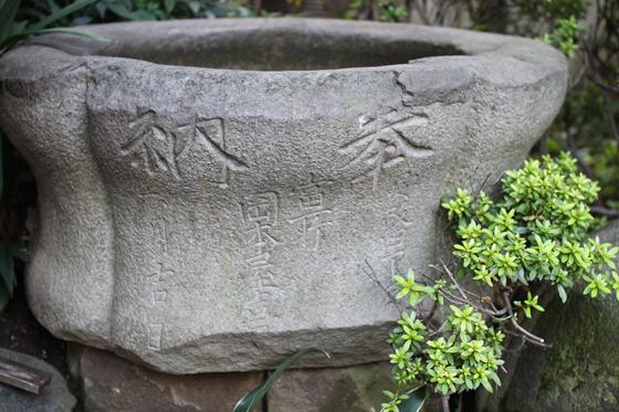 湯島御霊社の奉納物