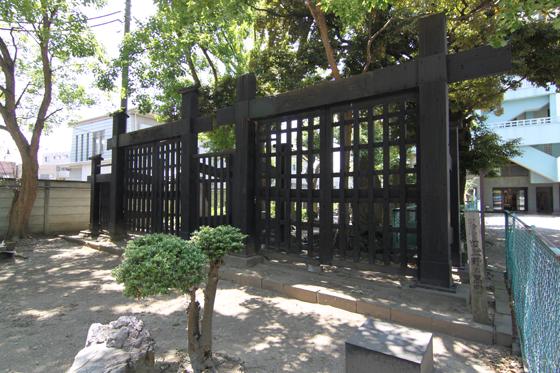 寛永寺・黒門