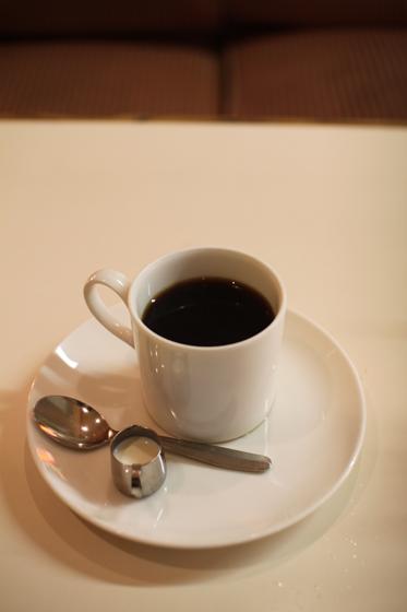 「喫茶室 ポワ」コーヒー