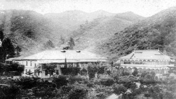 軽井沢・万平ホテル