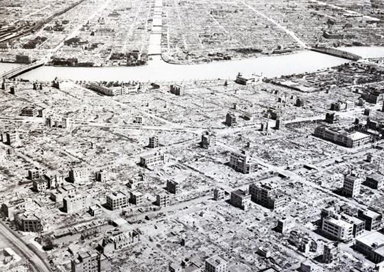 東京大空襲の結果