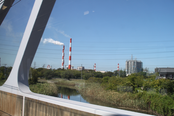 千葉・京浜工業地帯