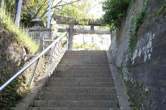 国司神社・入り口