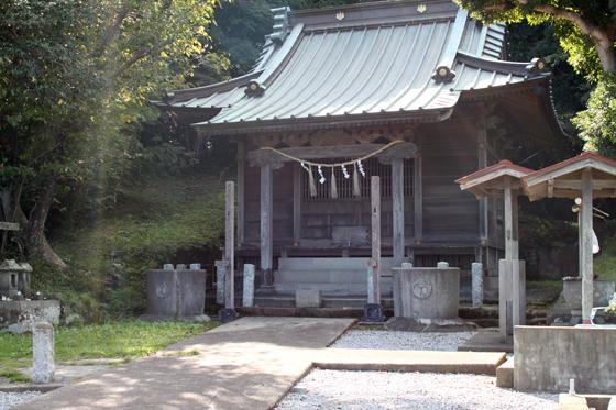 国司神社・本殿