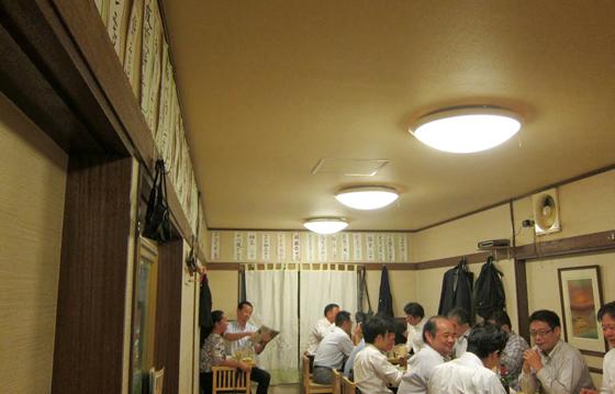 居酒屋鶴亀2階