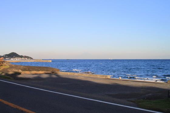 西岬海水浴場辺り