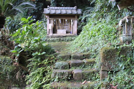 洲崎神社の金毘羅社