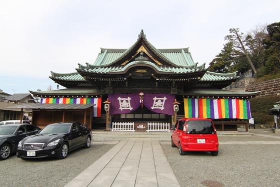 本行寺本堂