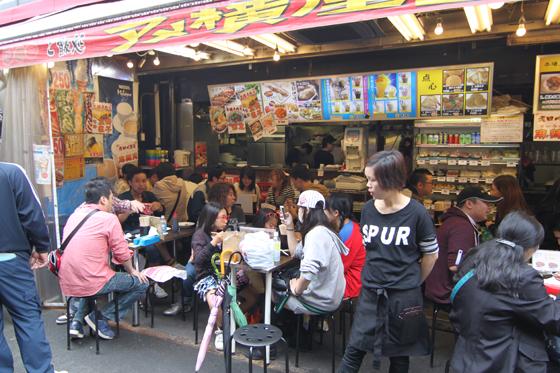 アメ横・中華系の店