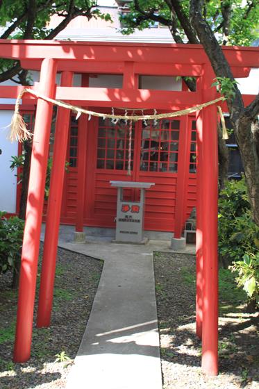 亀戸・伏見稲荷神社