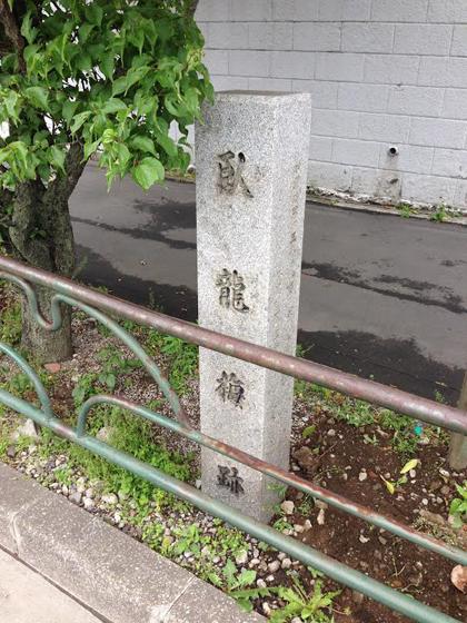 亀戸・臥竜梅跡