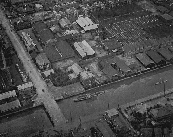 墨東の工場