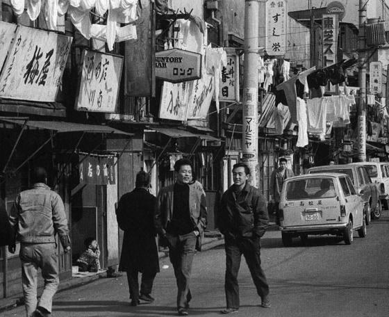 昭和40年代のダービー通り