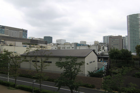 東京食肉市場