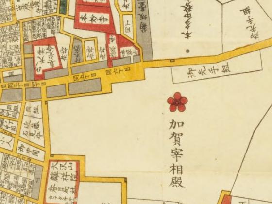 本郷加賀藩邸