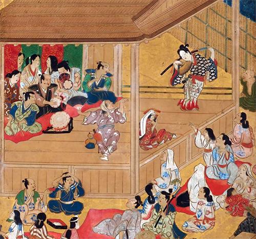 阿国歌舞伎